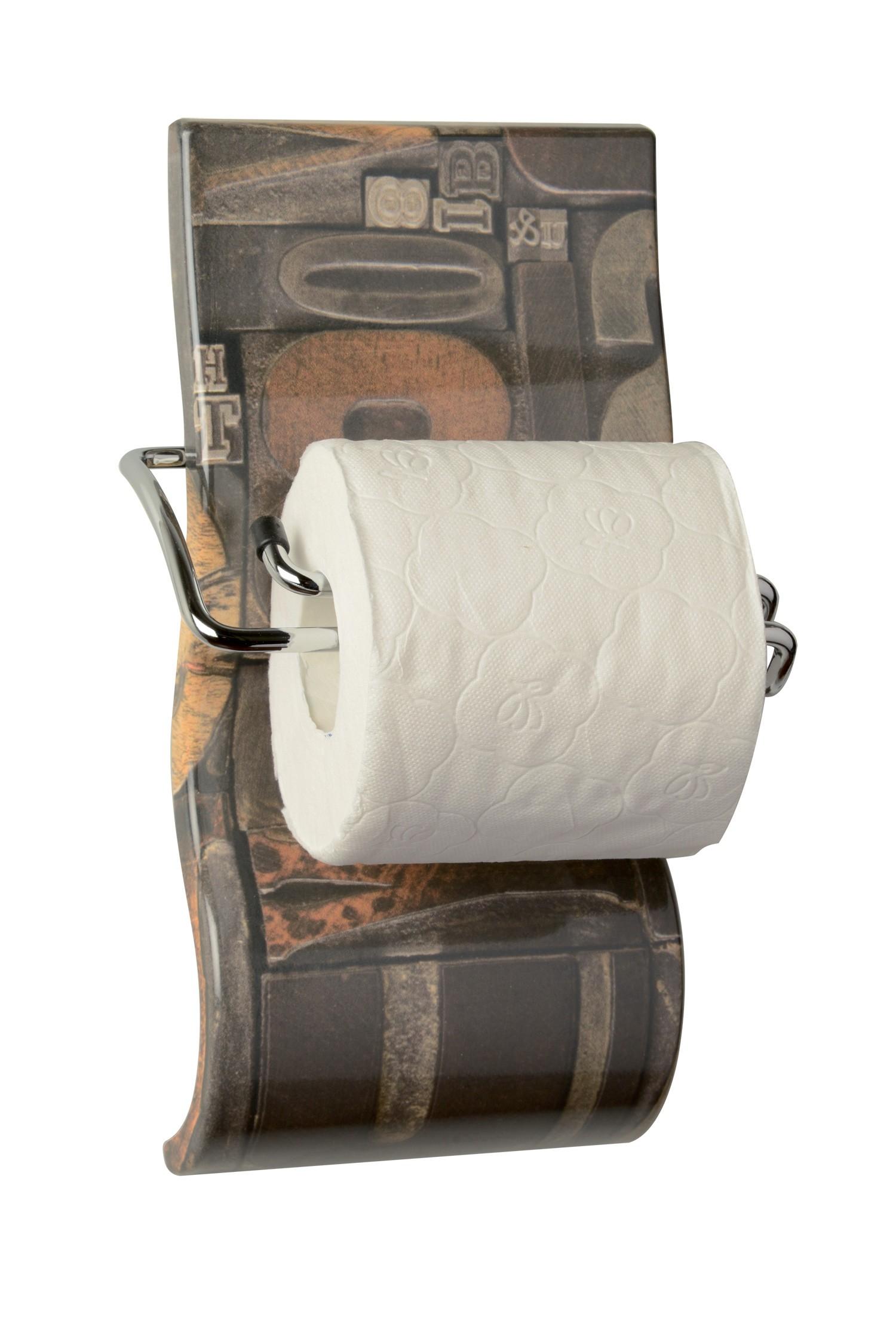 Porte Papier Wc Caracteres Olfa Expert En Toilettes