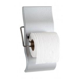 Porte-papier Argent Métal