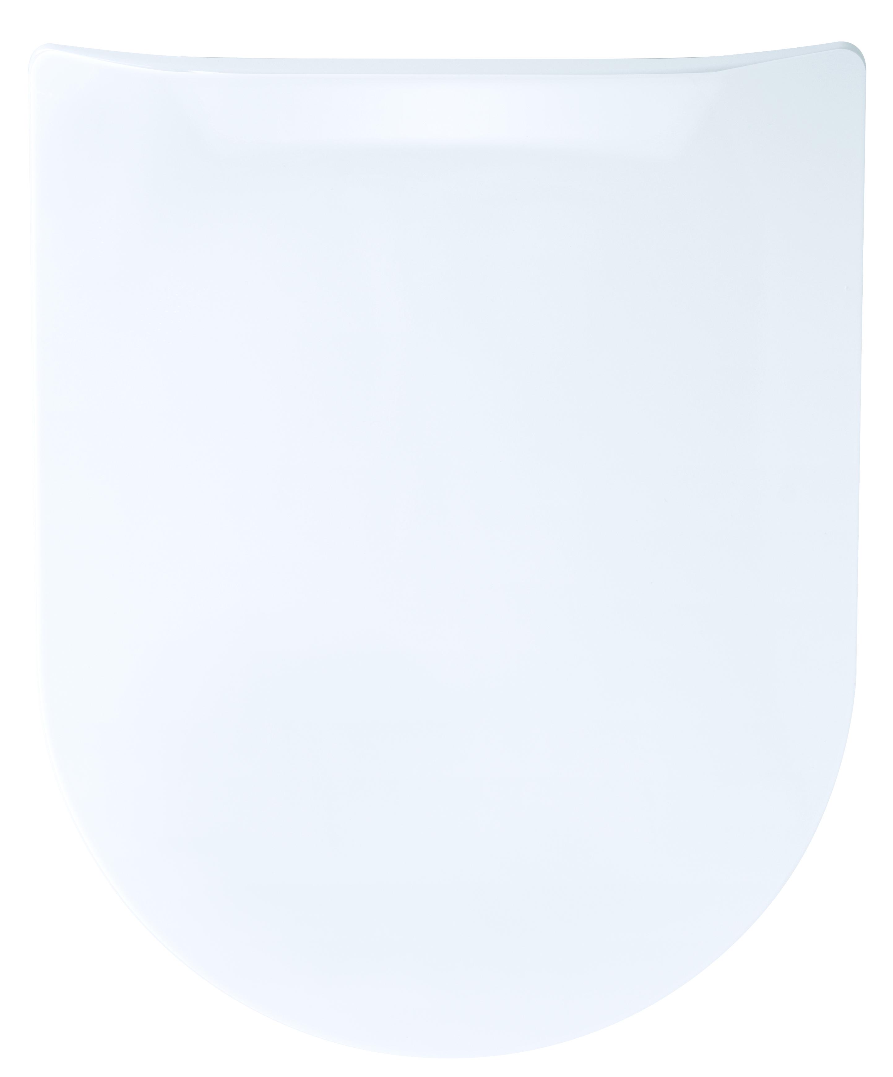 Wood Slim Clip Blanc